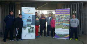Wexford Launch - Community Coach Programme